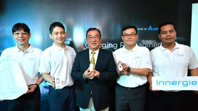 """""""อินเนอร์จี"""" รุกตลาดไทยเต็มตัว เปิดตัว 3 ผลิตภัณฑ์ใหม่เพื่อนักเดินทาง"""