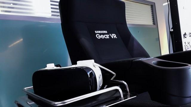 """อัพเกรดความเรียล! Samsung ขน """"Gear VR 4D"""" โชว์ตัวครั้งแรกในอาเซียน ที่งาน TME 2016"""