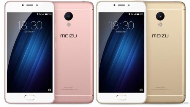 Meizu เปิดตัว m3s รุ่นอัพเกรดจาก m3 ราคาสตาร์ท 3,800 บาท