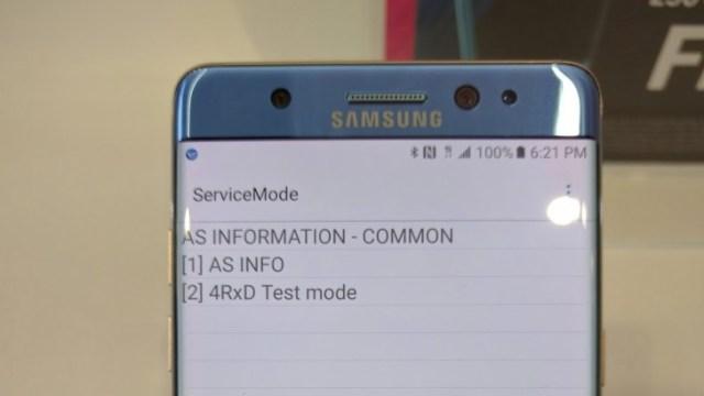 ตาลุกวาว Galaxy Note 7 อาจซุกซ่อนทีเด็ด 4×4 LTE MIMO เครื่องแรกอีกด้วยจ้า