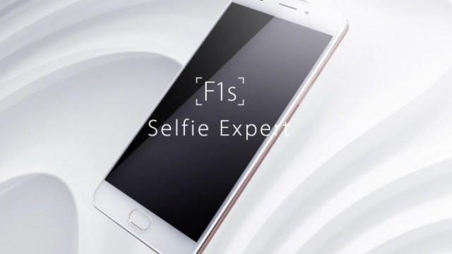 เปิดตัว Oppo F1s จัดเต็มงานเซลฟี่ กล้องหน้า 16MP เคาะราคา 9,400 บาท