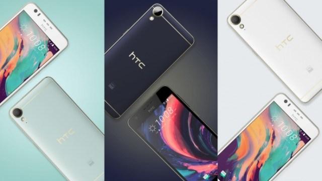เปิดตัว HTC  Desire 10 Pro / Desire 10 Lifestyle สมาร์ทโฟนแฝดคนละฝา