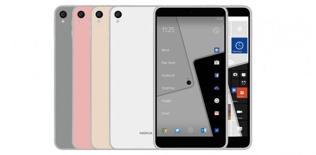 ชักจะไม่ธรรมดา เบาะแสระลอกใหม่ลุ้น Nokia D1C อัพเดทเพิ่มพร้อมจอ Full HD
