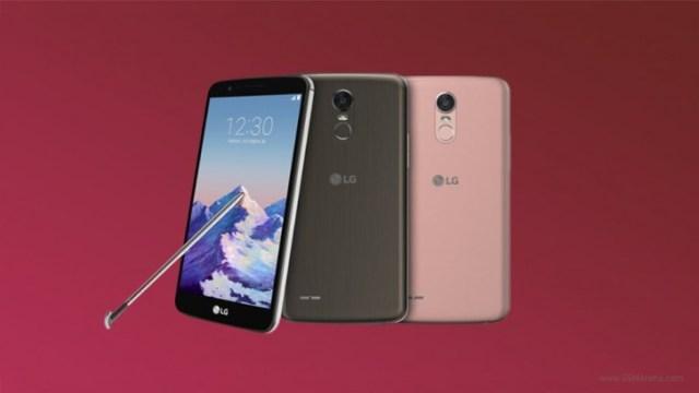LG เปิดตัว Stylo 3 ( Stylus 3) สมาร์ทโฟนมีปากกา ใช้สเปคระดับกลาง
