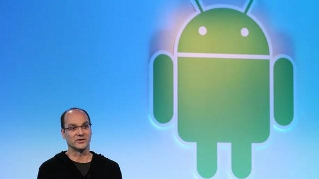 """ตัวพ่อมาเอง!! """"บิดาแห่ง Android"""" เตรียมทำสมาร์ทโฟนโมดูล ขอบจอบาง สเปคไฮเอนด์"""