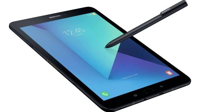 Samsung Galaxy Tab S3 แท็บเล็ตไฮเอนด์พร้อมขายในไทย 15 พ.ค. เคาะราคา 24,500 บาท
