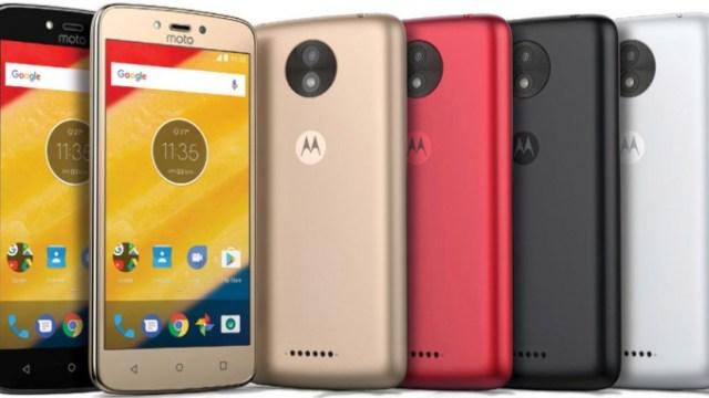 เผยสเปค Moto C / Moto C Plus ว่าที่สมาร์ทโฟนราคาประหยัดแบรนด์ Motorola