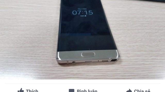 หลุดข้อมูล Galaxy Note7 (Refurbished) ลดความจุแบตฯ เหลือ 3,200mAh