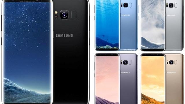ของมันแรง!!! Samsung Galaxy S8 ทำสถิติยอดจองในเกาหลีใต้ 2 วันทะลุ 5 แสนเครื่องแล้ว