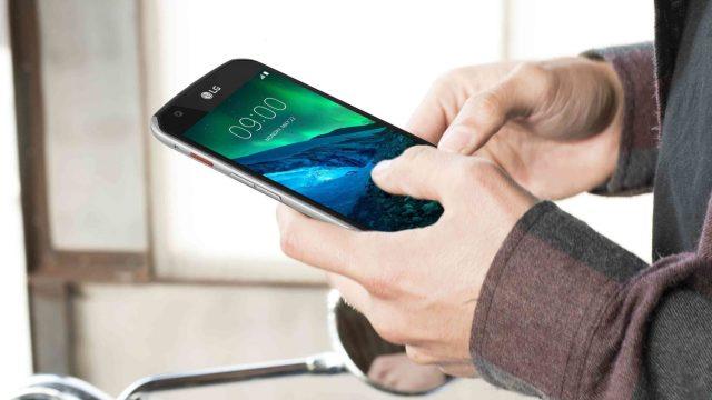 เปิดตัว LG X venture สมาร์ทโฟนสายแข็ง มาพร้อมปุ่มเสริม QuickButton