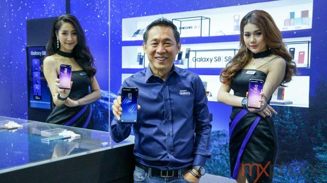 ซัมซุง เขย่า TME 2017 อวดนวัตกรรม Galaxy S8/S8+ พร้อมเปิดขาย Samsung DeX ครั้งแรก