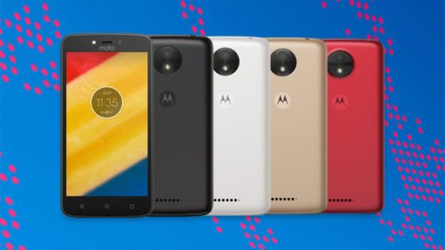 เปิดตัว Moto C / C Plus สมาร์ทโฟนจอ 5 นิ้ว แบตฯอึด เปิดราคาเบาๆเพียง 3,xxx บาท