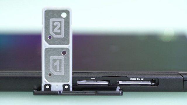 (อัพเดตแก้ไข) โซนี่เล่นเองเผยเรือธง Xperia XZ Premium เลิกใช้ดีไซน์ถาดซิมแบบไฮบริด