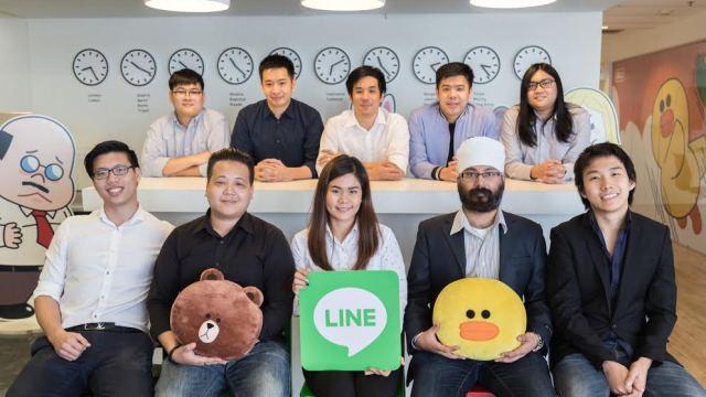 LINE แต่งตั้งทีมนักพัฒนาครั้งแรกในประเทศไทยพร้อมประกาศซื้อกิจการ DGM59