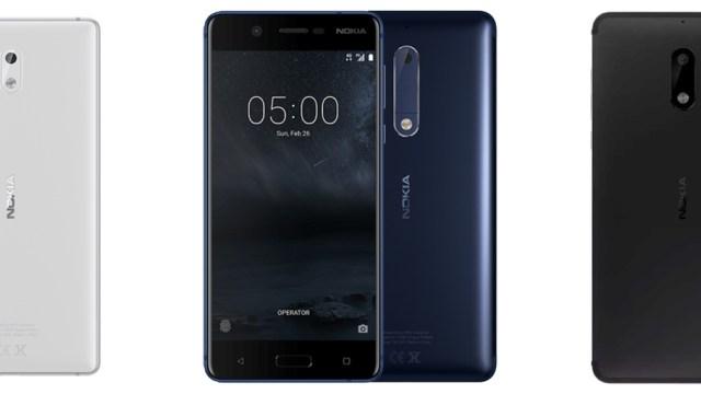 โนเกียเตรียมส่ง Nokia 3, Nokia 5, Nokia 6 เข้าไทย ก.ค.นี้ ! พร้อมเตือน Nokia 3310 ลอกเลียนแบบ