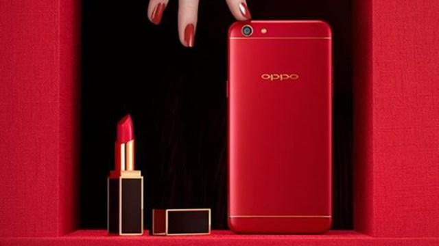 OPPO พร้อมเปิดตัว OPPO F3 สีแดงสด 12 ส.ค.นี้ คาดมีปรับราคาจากสีปกติ