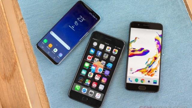 Samsung ครองแชมป์ผู้นำตลาดสมาร์ทโฟน ประจำ Q2 ปี 2017