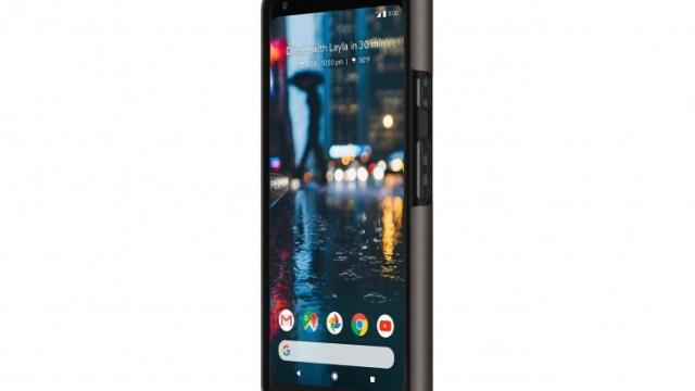 เผยภาพด้านหน้า Google Pixel 2 XL อวดลำโพงสเตอริโอคู่