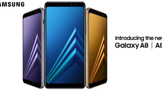 มาแล้ว!! Samsung Galaxy A8 (2018) / A8+ (2018) ดีไซน์เรือธง จอ Infinity Display และมีกล้องหน้าคู่