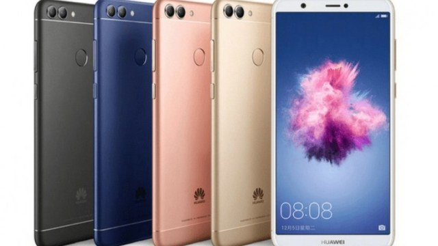 เปิดตัว Huawei Enjoy 7S จอ FullView 5.65″ ใช้ชิป Kirin 659 เริ่มขาย 22 ธ.ค.นี้
