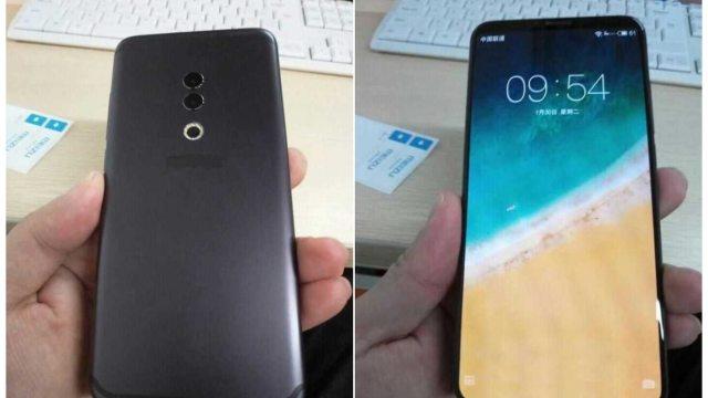 เผยภาพเครื่องจริง Meizu 15 Plus ใช้ดีไซน์จอไร้ขอบ กล้องคู่ ตามคาด