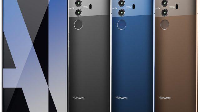 Huawei ยืนยัน Mate 10 Pro จะไม่มีขายผ่านผู้ให้บริการด้านเครือข่ายของสหรัฐฯ