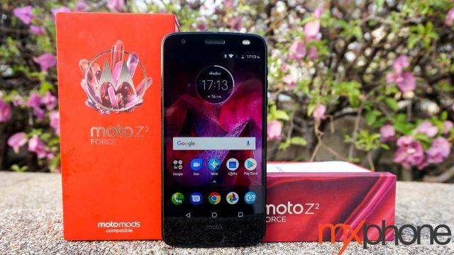 [Preview] Moto Z2 Force มือถือพันธ์อึด ชิป SD835 กล้องคู่ 12MP กับราคา 19,990 บาท