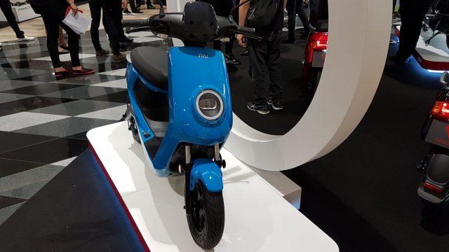 เปิดตัวแล้วในไทย! NIU : Smart Electric Scooter พลังงานไฟฟ้า 100% ที่เชื่อมต่อมือถือดูข้อมูลและติดตามตำแหน่งรถได้ผ่านแอปฯ