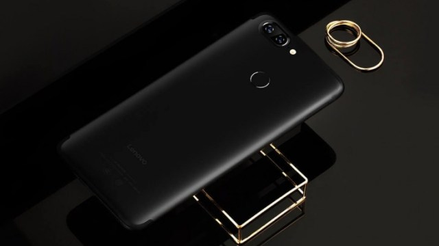 Lenovo S5 เปิดตัวแล้วที่จีน รัน Android Oreo ใช้กล้องคู่ 13MP