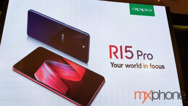 OPPO R15 Pro พร้อมขายในไทยเคาะที่ 19,990 บาท เริ่มพรีฯ 24 พ.ค.