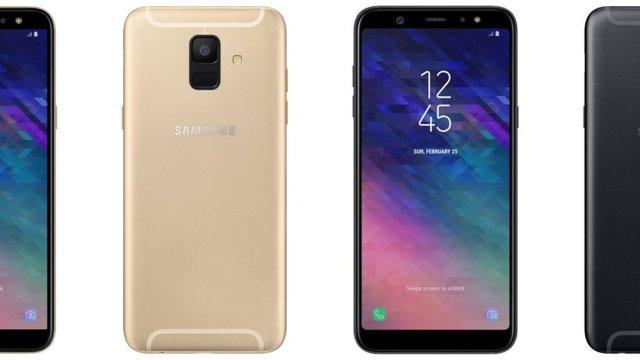 เผยราคา Samsung Galaxy A6 (2018) และ A6 + (2018) สตาร์ทที่ 11,700 บาท