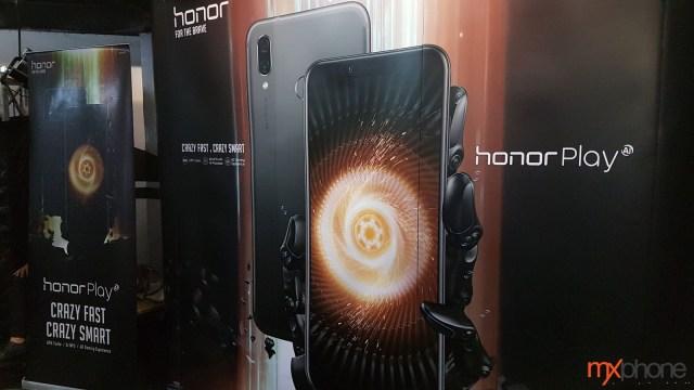 honor Play สมาร์ทโฟนสำหรับคอเกม เตรียมเปิดตัวทางการ 14 ส.ค. นี้ ชูจุดเด่นเทคโนโลยี GPU Turbo, ชิปเรือธง Kirin 970 และประสบการณ์เล่นเกมแบบ 4D Gaming