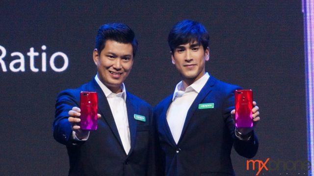 OPPO ขึ้นแท่นเบอร์ 2 ของไทย สานต่อความสำเร็จด้วย OPPO F9 พร้อมขาย 30 ส.ค.นี้