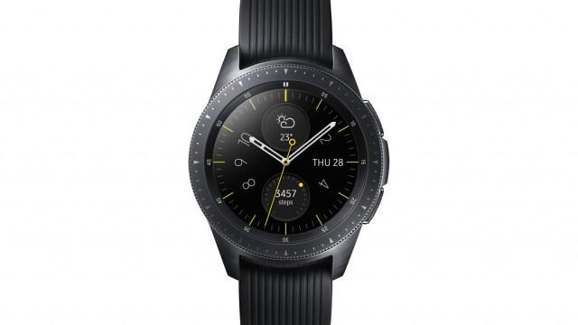 เผยโฉม Samsung Galaxy Watch สมาร์ทวอทช์ Tizen สตาร์ทราคาหมื่นต้นๆ