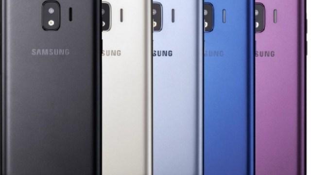 ชมเรนเดอร์ Samsung Galaxy J2 Core สมาร์ทโฟนรุ่นเล็กตัวใหม่ มี 5 สี