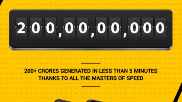 Xioami ทำยอดขาย Pocophone F1 ขั้นต่ำ 68,000 เครื่องในเวลาไม่ถึง 5 นาที