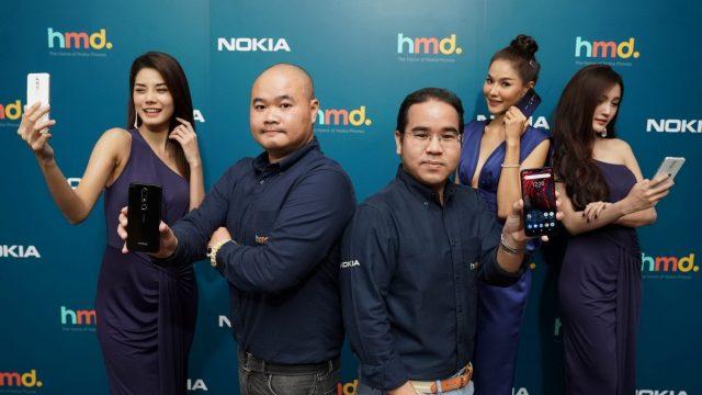 Nokia เปิดตัว Nokia 6.1 Plus สมาร์ทโฟนจอใหญ่ไร้ขอบ มาพร้อมสมรรถนะอันยอดเยี่ยมเพื่อผู้ใช้งานในประเทศไทย