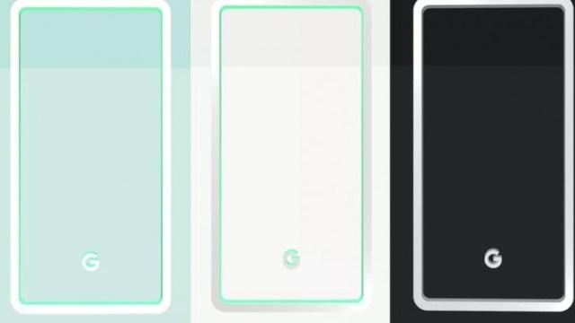 Google บอกใบ้ Pixel 3 / Pixel 3 XL อาจจะมีให้เลือก 3 สี