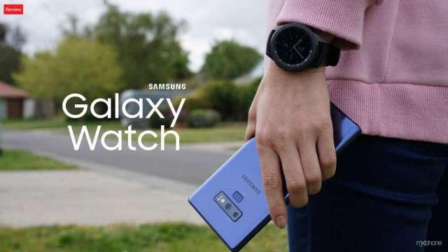 Samsung Galaxy Watch การกลับมาของ Smartwatch หนึ่งในรุ่นที่ดีที่สุด ณ เวลานี้