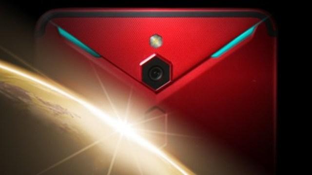 nubia ปล่อยทีเซอร์ Red Magic 2 มือถือสายเกมตัวใหม่ ชิป SD845 อัด RAM 10GB