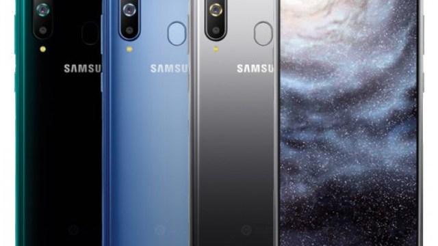 Samsung Galaxy A10 คือรุ่นแรกของค่ายที่มีสแกนลายนิ้วมือบนจอ