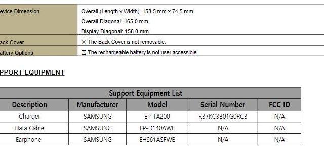FCC เผยสเปคบางส่วนของ Galaxy A50 พร้อมเบาะแส A20 เวอร์ชั่น Android Go