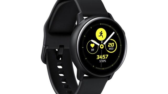 เผยโฉม Galaxy Watch Active มาพร้อมสมาร์ทแบนด์ใหม่ และ Galaxy Buds