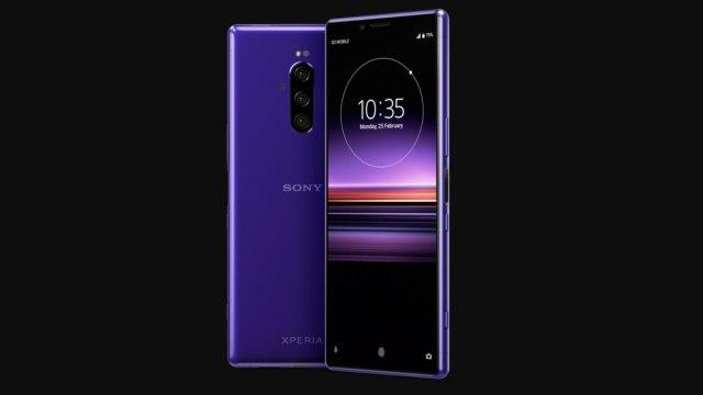 Sony Mobile ส่งไม้ตาย Xperia 1 สมาร์ทโฟนเรือธงจอ CinemaWide 4K OLED ลงตลาด