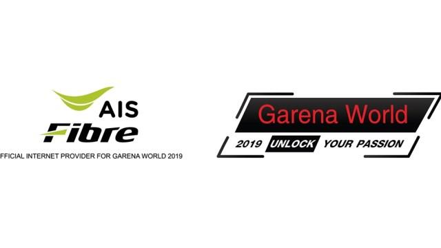 AIS Fibre สนับสนุนอินเตอร์เน็ตที่เร็ว แรง ไม่มีสะดุด ในงาน Garena World 2019
