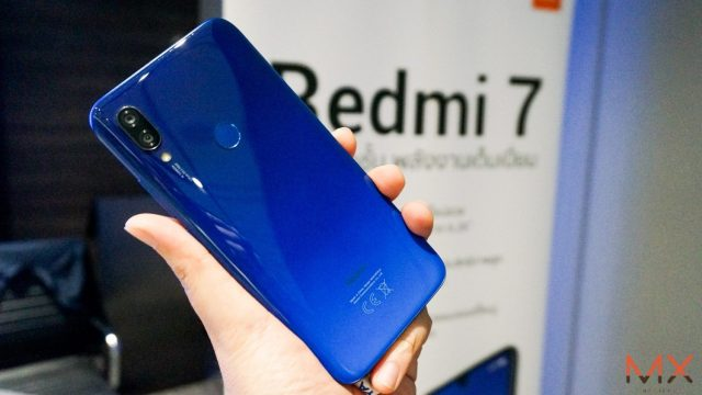 AIS จับมือ Xiaomi ส่ง Redmi 7 บุกไทย ซื้อพร้อมโปรฯ จ่ายเริ่มต้นแค่ 2,199 บาท