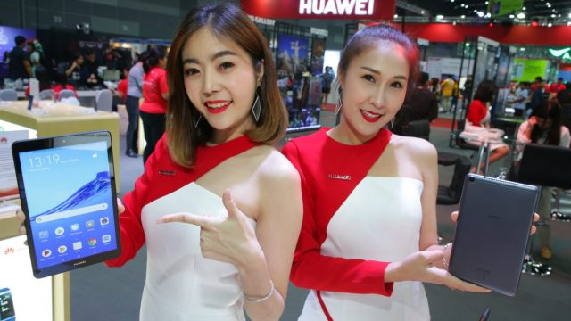 Huawei เปิดตัวชุดใหญ่ นำทัพโดย MediaPad M5 Lite และ Y5 2019