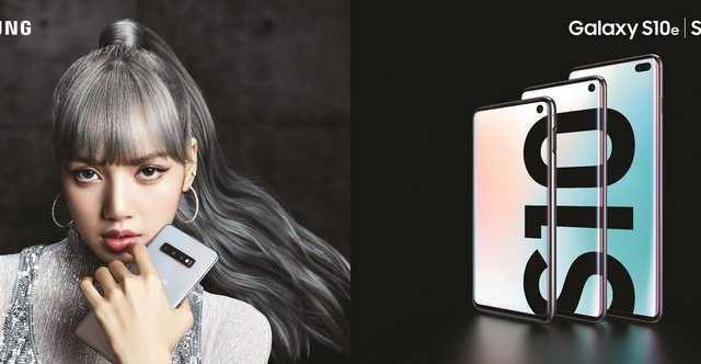 """บลิ๊งค์ไทยปลื้มหนัก Samsung ดึง """"ลิซ่า"""" ขึ้นแท่นพรีเซ็นเตอร์ Galaxy S10"""