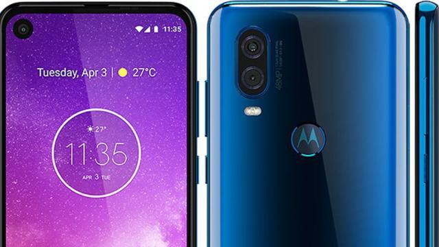 @evleaks ลือ Motorola One Pro จะเปิดตัวมาพร้อม One Action