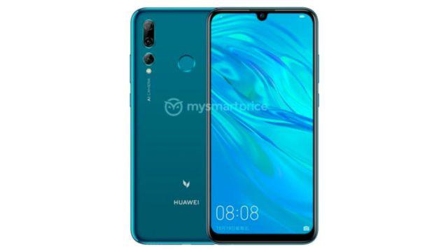 Huawei Maimang 8 เตรียมเปิดตัวในจีน คาดเป็นรีแบรนด์ของ P Smart+ 2019